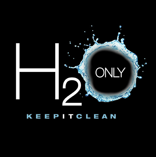 H20 Only campaign poster
